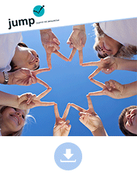 Download flyer Booklet Jugendwohngruppe JumP Trendelburg